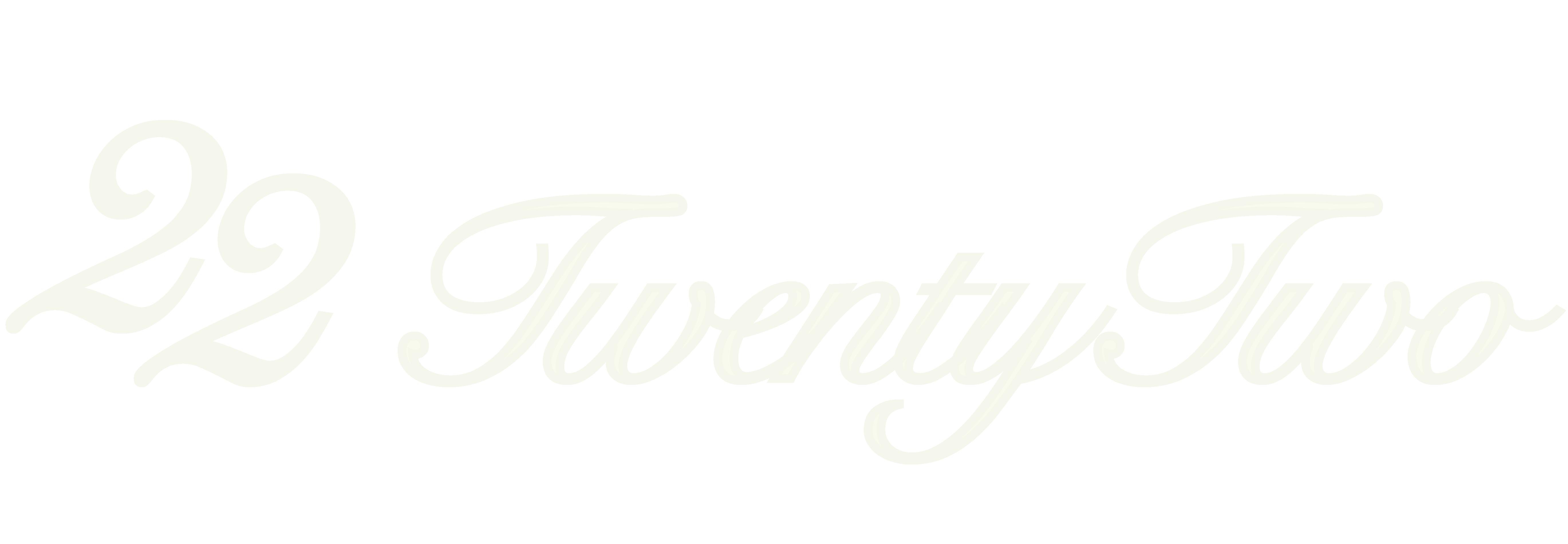 """22 """"twenty-two"""""""